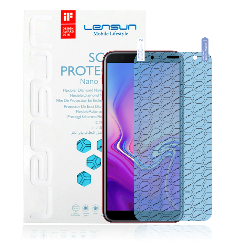 Lensun Explosion-Proof Nano Screen Protector For Samsung J4 Plus